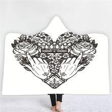 Корона серии одеяла шляпы диван уютные утепленная одежда нежно