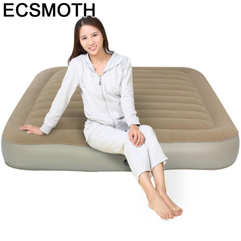 Moderna Meuble Chambre Folding Set Mueble Quarto Moveis Para Casa Mobili Bedroom Furniture Cama Lit Home Inflatable Bed