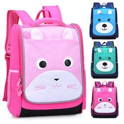 Torby szkolne dla dzieci dziewczyna cute cartoon królik plecak szkolny dla dzieci tornister chłopiec samochód plecak dziewczyna plecak tornister szkolny