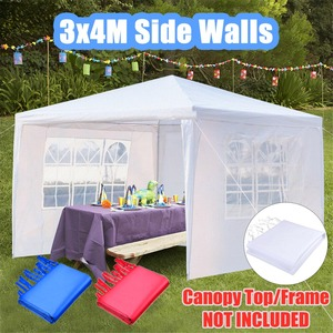 Oxford Cloth Party Tent Side W
