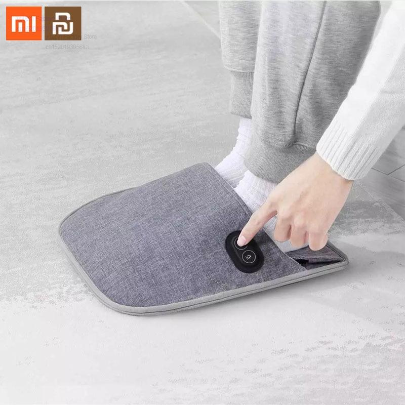 Xiaomi Mijia PMA Graphene Heat Massager Foot Warmer Infrared Hot Compression Three-speed Thermoregulation Fast Heat Foot Warmer