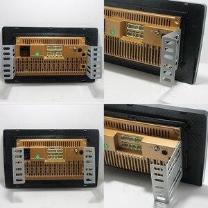 Image 5 - MOOL 10.1 بوصة أندرويد 8.1 رباعية النواة 2 الدين سيارة الصحافة ستيريو راديو لتحديد المواقع واي فاي Mp5 لاعب الولايات المتحدة