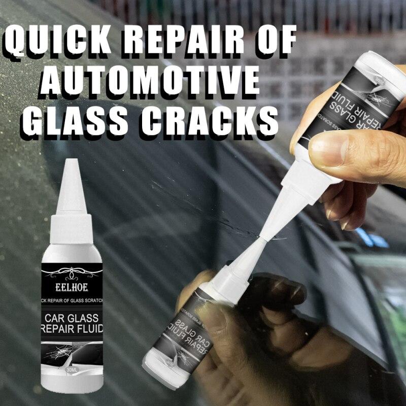 Автомобильные аксессуары, 30 мл, инструмент для ремонта лобового стекла автомобиля, самодельный клей для отверждения автомобильного стекла,...