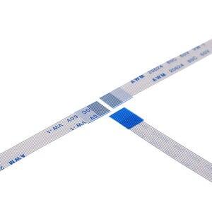Image 5 - 100 pz cavo Flessibile piatto FFC 12 PIN 0.5mm pitch Piano Del Nastro lati stessi lunghezza 60mm 70 100 150 200 250 300 350 400 450 500mm