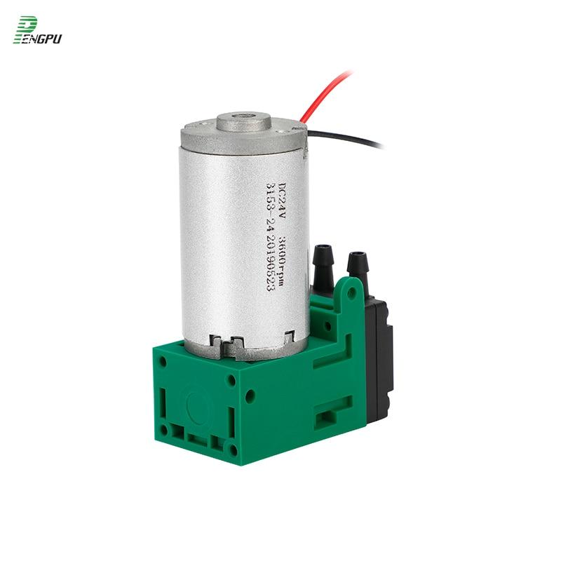 Pump 14L//m Electric Diaphragm Brushless DC Motor Micro Pressure Air Pump Voltage: 12V