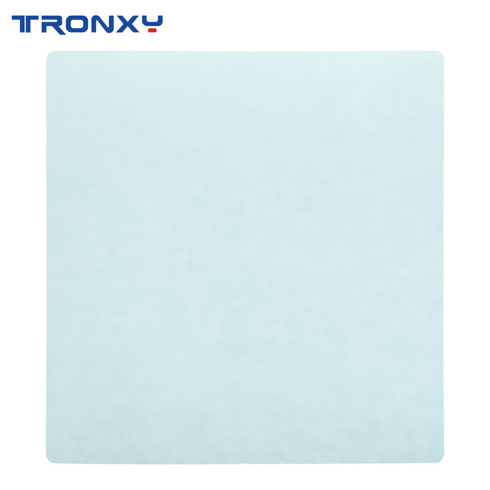 lowest price Tronxy 3D Printer 3M Heatbed Sticker Hotbed Tape 220 220mm  330 330mm Printing Parts Accessories Stickers