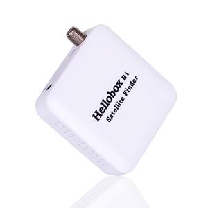Image 3 - Hellobox B1 Bluetooth Satelliet Finder Met Android Systeem App Voor Satellietontvanger Satfinder Meter