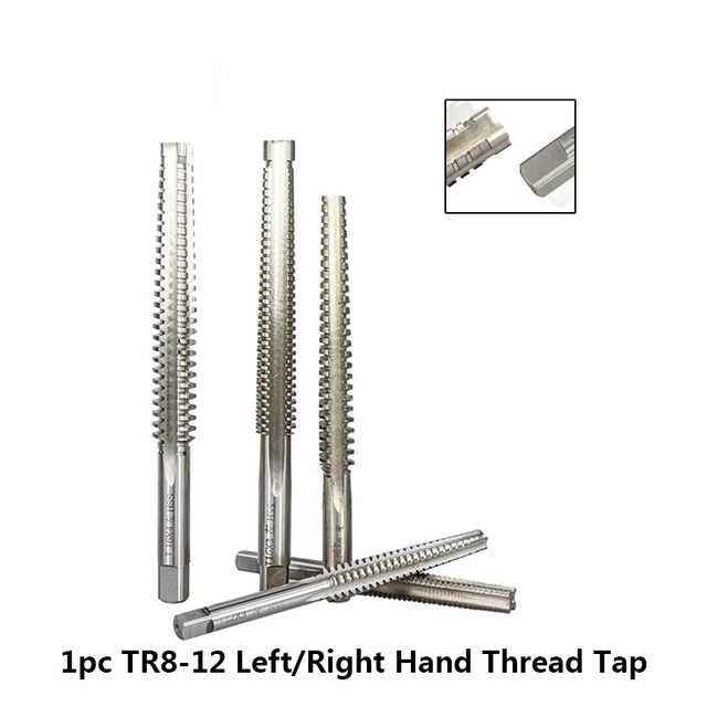 High Quality TR9x2.0 mm right-hand Trapezoidal Tap Thread Threading Tool