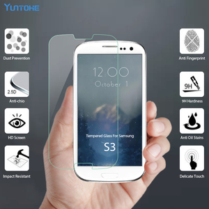 2.5D 9H For Samsung Galaxy 7562 G9098 I679 W2016 S3 Screen Protector Phone Protective Tempered Glass Ultrathin Tempered Film
