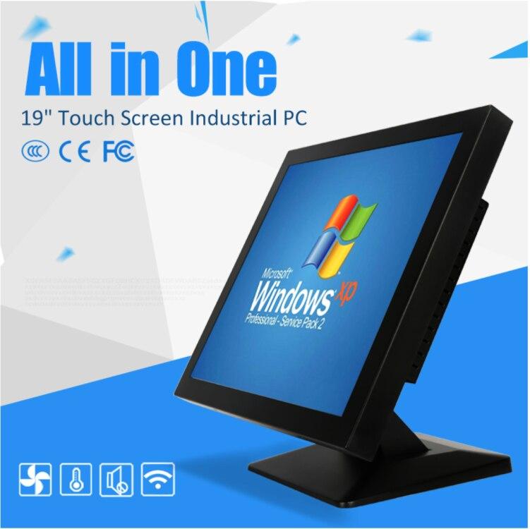 MINI terminal de position d'écran tactile de 15 pouces tout en un