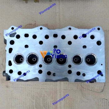 New 3LD1 Cylinder Head For Vibratory Roller Sakai SW350-A TW350-A TW450W-A TW450-A Special Carrier Kubota RG-30i Diesel Engine