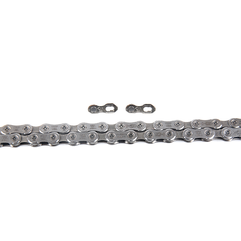 Shimano DEORE XT CN-M8100 & SLX CN-M7100 12 Speed MTB Bicycle Chain 116 118 120 126 links with Quick Link 1x12 Speed image