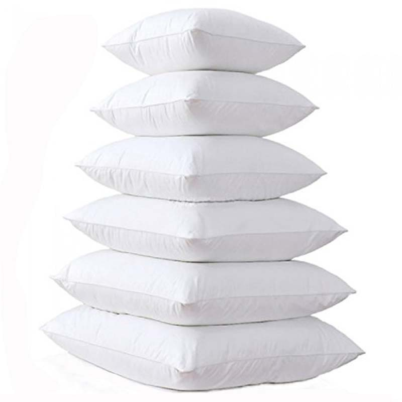 Home Cushion Inner Filling Cotton-padded Pillow Core for Sofa Car Soft Pillow Cushion Insert Cushion Core 14/16/18/20/22/24 Inch