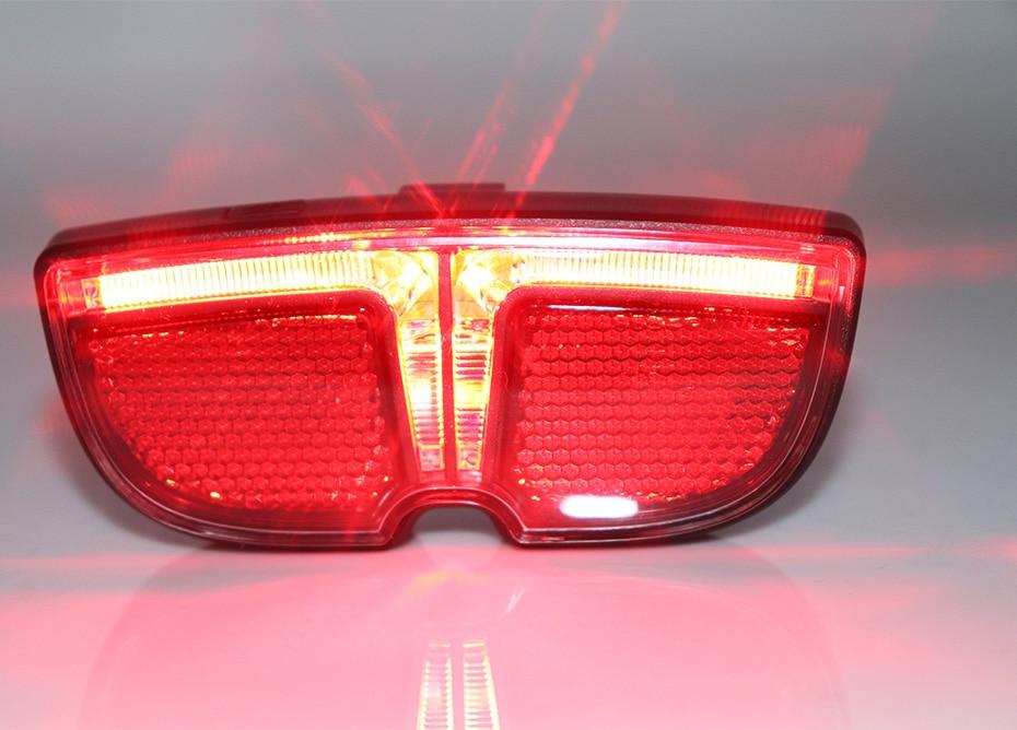 aviso segurança vermelho ciclismo luz montanha acessórios correndo luzes