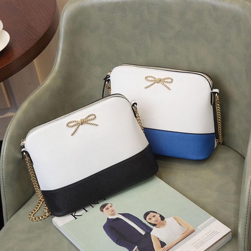 Shoulder Bag And Handbags Purses Messenger Luxury Fashion Simple Daily Waterproof Women Female Interior Slot Pocket
