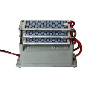 Image 2 - 15 g/h AC 220V נייד אוזון מחולל משולב קרמיקה Ozonizer