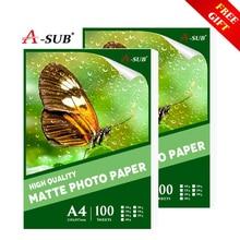 a4 matte photo paper…