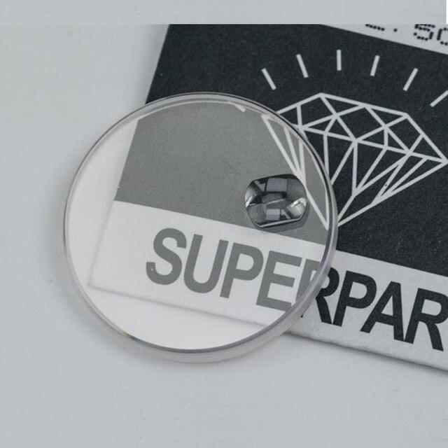 SAPPHIREนาฬิกาคริสตัลสำหรับRLX CYCLOPS 30.4 มม.ส่วน 25.295Cเปลี่ยน