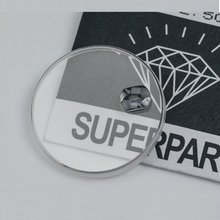 Szafirowy zegarek CRYSTAL dla Rlx CYCLOPS 30.4MM szkło część 25.295C wymiana