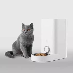 Image 3 - Xiaomi PETKIT mangeoire pour chat intelligent bol automatique mangeoire pour chat de compagnie jamais coincé mangeoire distributeur de nourriture pour animaux frais Cibo Gatto