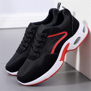 Image 5 - 2020 new designer Spring autumn new wild breathable casual fashion mens shoes air cushion sports mens Sneakers shoes loafers