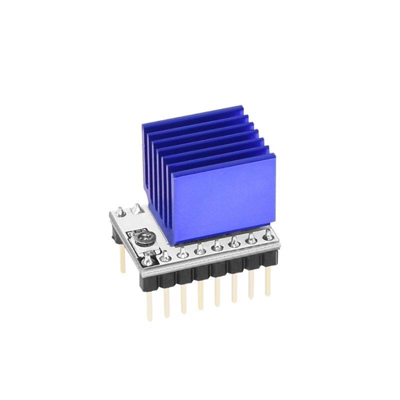 טלוויזיות 25 29 3D מדפסת Stepstick S109 מנוע צעד Driver TB67S109 תואם 57 מנוע צעד / Pololu סיכה ההגדרה VS LV8729 E65A (3)