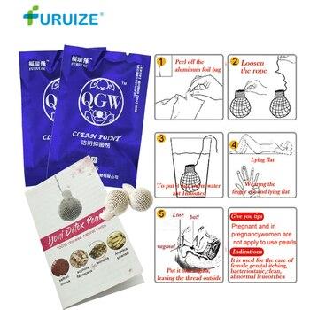 100pcs Vaginal tampons Feminine Hygiene discharge toxins gynaecology pads Health care Women Tampons medicine Swab tampons