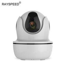 RAYSPEED ONVIF Night Vision 1080P Wifi Camera Security Camera P2P USB H.264 camaras de vigilancia con wifi Camera Baby Monitors usb webcam 1920 1080 h 264 cmos aptina ar0330 night vision 1080p video dome infrared usb camera