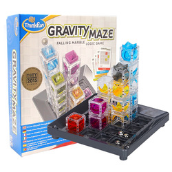Америка ThinkFun Гравитация Perplexus 3D китайские чеки гравитационный лабиринт Детские развивающие логическое мышление игрушка