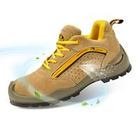 SAFETOE Safety Shoes breathable With Steel Toe Work Shoes Men Casual Protective Footwear Anti piercing Sports Boots Shoes Woman