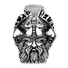 Tessffel Unisex Viking Tattoo Warriors Tracksuit NewFashion casual MenWomen 3DPrint Sweatshirts/Hoodie/shirts/Jacket s-13