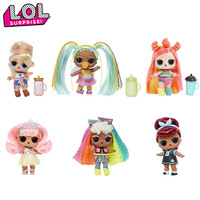 LOL Surprise Demolition Ball Toy New Style Surprise No Hair Doll Demolition Ball 558064xx1