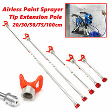 Extension-Rod Paint-Spray Titans Airless Wagner-Spraying-Machine for Guns-Tip 20/30/50-/..