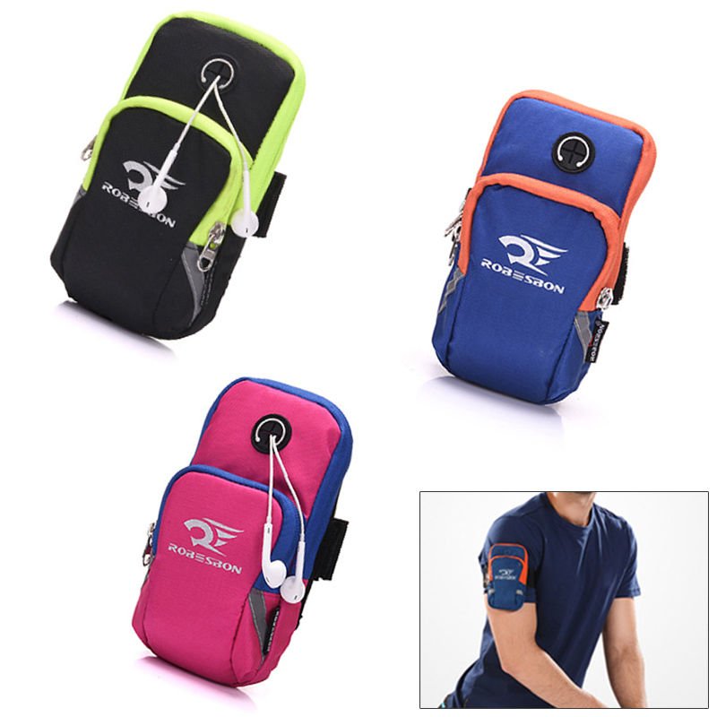 Sports Running Arm Bag Universal Waterproof Running Armband Outdoor Sport Arm Band Case Cover Mobile Phone Holder