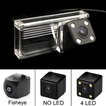 Fisheye for Toyota Land Cruiser Prado LC100 J10 LC120 J120 LC200 J200 Car Backup Parking Rear View Camera Night Vision Sony HD image
