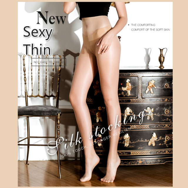 New Sexy Tights For Women Stocking Pantyhose Sexy Plus Size Tight Pantyhose Stocking Black Elastic Nylon Large Anti Hook Wire 3