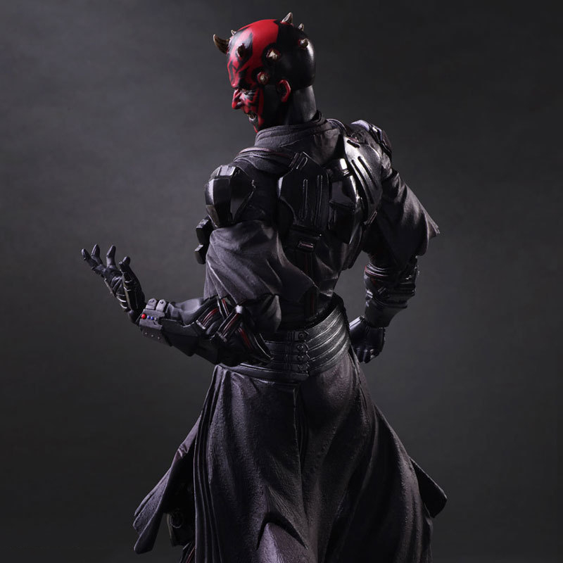 Star Wars: The Force Awakens Darth Maul 26cm Anime Figure Doll Collections Children Toys Gift 2