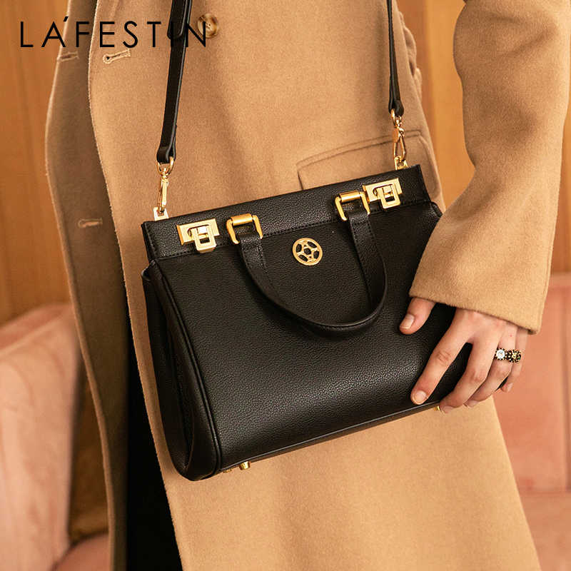 LAFESTIN brand luxury handbags women bags designer 2019 new fashion handbag high capacity shoulder Crossbody bags ladies tote