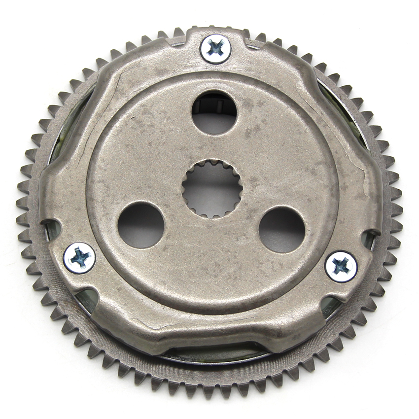 One Way Starter Clutch Motorbike For Yamaha 43D-E5524-00 43D-E5570-00 YFM90R Raptor <font><b>90</b></font> 43DE552400 43DE557000 Motor Accessories image
