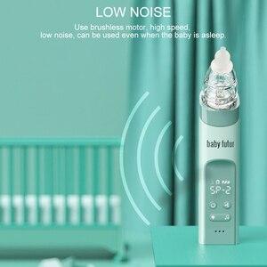 Носовой аспиратор, Электрический носовой аспиратор для новорожденных, очиститель носа для взрослых, измеритель красоты кожи, товары для зд...