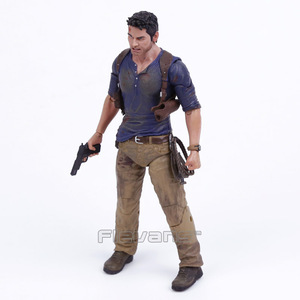 """Image 4 - NECA 7"""" Uncharted 4 A Thiefs End NATHAN DRAKE Ultimate Action Figure Collectible Model Toy"""