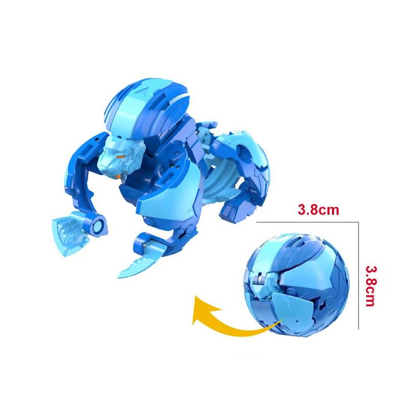 Горячая битва планета деформация Животное действие игрушка фигурки мгновенная деформация игрушка монстр Дракон динозавр игрушки Трансформеры игрушки - Цвет: Темный хаки