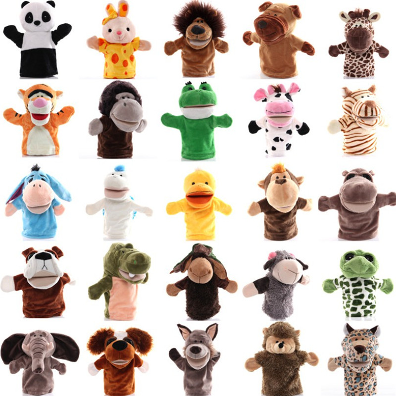 Baby Plush Toys Soothe Appease Puppet Cartoon Appease Dolls For Newbrons Soft Stuffed Comforting Puppet Sleeping Toys