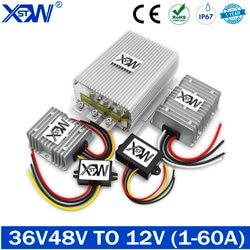DC DC Voltage Stabilizer 36V 48V to 12V 1A to 60A power Converter Step Down Buck Regulator Transformer CE Certificated For LED