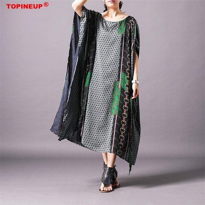 Marque célèbre Abaya dubaï arabe islamique vêtements-femmes Long caftan Maxi Robe d'été Boho ethnique Robe en soie