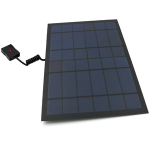 Image 5 - 10 6 W Watt Công Suất Ngân Hàng Tấm Pin Năng Lượng Mặt Trời Sạc Có Cổng USB Pin Năng Lượng Mặt Trời Sạc Điện Dành Cho Điện Thoại Di Động 5V USB