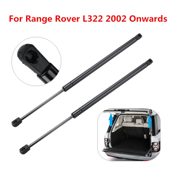 2Pcs Car Rear Upper Tailgate Boot Gas Spring Struts Support Rods Bars For Land Rover Range L322 2002 Onwards BHE760020 - discount item  22% OFF Auto Replacement Parts