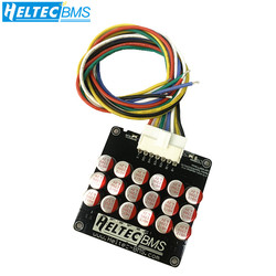 Heltec 4S 5S 6S 5A Capacitor Active Equalizer Balancer Lifepo4 Lithium Lipo/titanate LTO for Battery Car Audio Group balancer