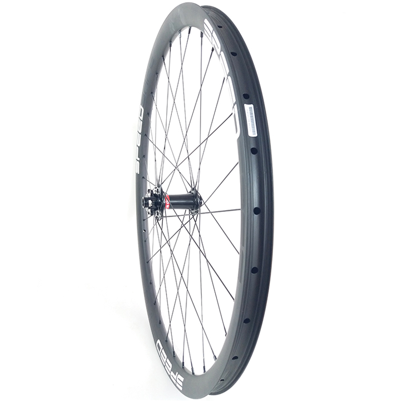 Image 3 - 1350g 29er MTB XC SL BOOST carbon wheels 28mm asymmetric 28mm deep SUPER LIGHT tubeless wheelset 15X110 12X148 10s 11s XD 12smountain bike wheelscarbon wheelsetbike wheel -