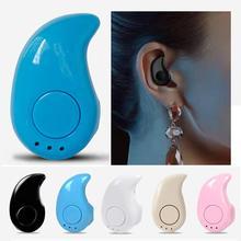 Mini Headphone Wireless Bluetooth 4.1 In-Ear Earphone Sport With Mic Handsfree Headset Earbuds For Smart Phone Earphone Gift